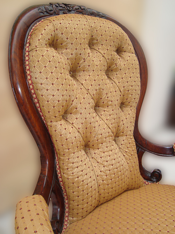 Chair, J.D Upholstery 2014
